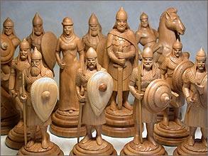Резные фигурки из дерева своими руками